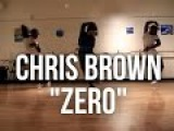 Chris Brown - Zero Dance Choreography @BizzyBoom