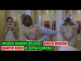 VIDEO HEBOH! HANDUK NIKITA MIRZANI MELOROT HAMPIR BUGIL DI DEPAN KAMERA