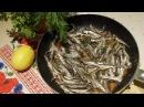Кулинария. Рецепт тушёной хамсы