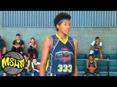 8th Grader Marjon Beauchamp has Kevin Durant Game - EBC Washington Camp 2016