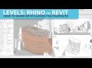 Interoperability Guide Rhino Levels to Revit 1