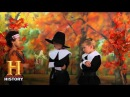 Kids History: The First Thanksgiving | History