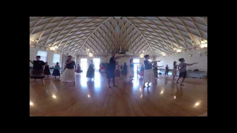 KUANA TORRES KAHELE Ka'a Na Ale (Hula Workshop)
