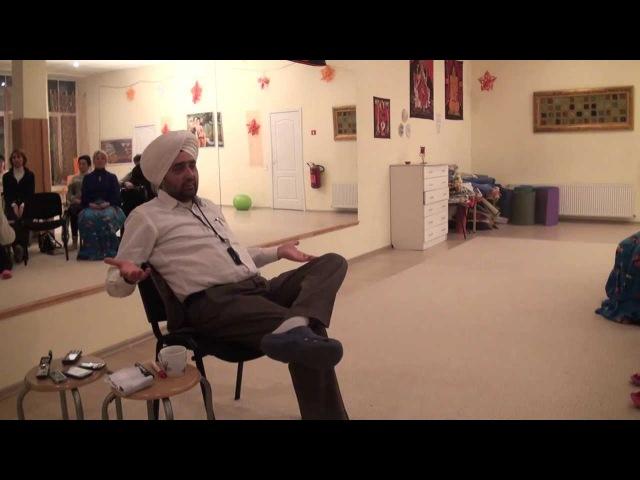 Харприт Сингх Хира. РАБОТА С РОДОМ. (Рига, 03.02.2014) - 00255