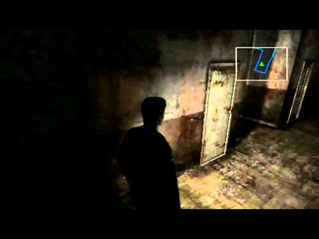 QuickHax: Silent Hill 2 Hidden mini map activated