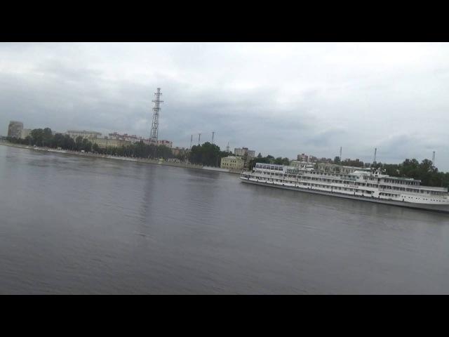 Прогулка по палубе теплохода Русь Великая AlekZ