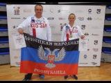 Спортсменка ДНР выступила за сборную России на чемпионате Европы по каратэ