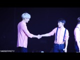 160221 The EXO'luxion in New York - 박찬열 & 도경수 CHANYEOL AND D.O.