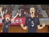 Волейбол!! ТВ-2 / Haikyuu!! 2 сезон 18 серия [JAM]