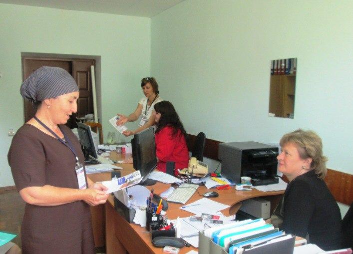 Сотрудники администрации Зеленчукского муниципального района узнали обо всех нововведениях и изменениях в пенсионной системе