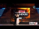 Шах Рукх Кхан и Мадхури Дикшит на Filmfare Awards 2016