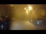 Вот так дождик ливанул