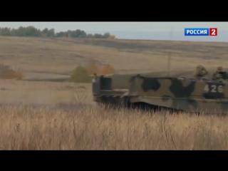 Тяжелая боевая машина огнеметчиков БМО-Т ( на базе Т-72)