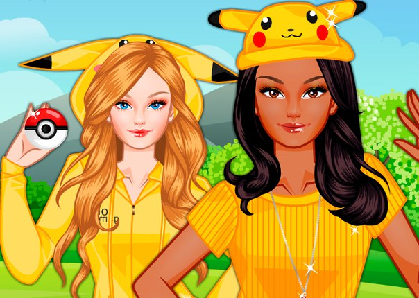 Pokemon games play free online now