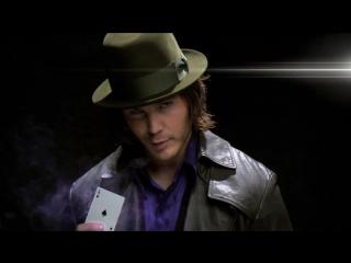Люди Икс Начало. Росомаха/X-Men Origins: Wolverine (2009) Персонаж-ролик №5 (Гамбит)