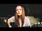 Милая девушка превратила стихи -Есенина-  в Песню!
