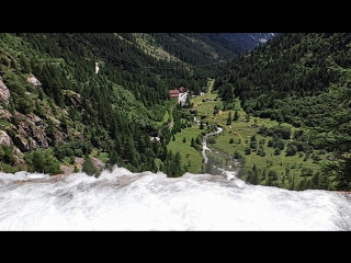 La Cascata del Toce (della Frua) - Val Formazza