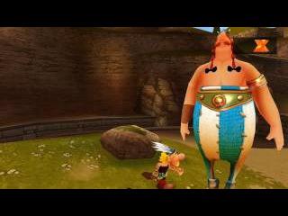 ПРОХОЖДЕНИЕ ИГРЫ Asterix_and_Obelix_XXL часть 3