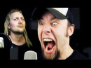 Eye of the Tiger metal cover by Leo Moracchioli feat Rob Lundgren