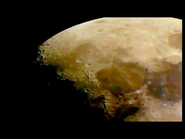 Strani oggetti sulla Luna (video integrale) - strange objects on the Moon (full video) HD 1080P