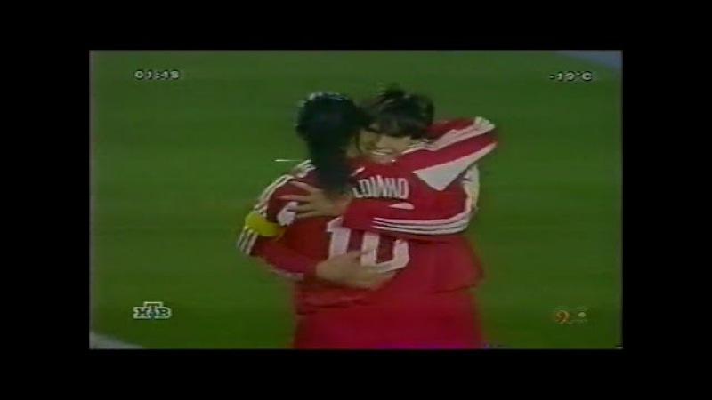 Ricardo Kaká vs Shevchenko XI - Friendly (15/02/2005) By Alex