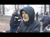 Жильцы рухнувшего в Волгограде подъезда дома рассказали о взрыве