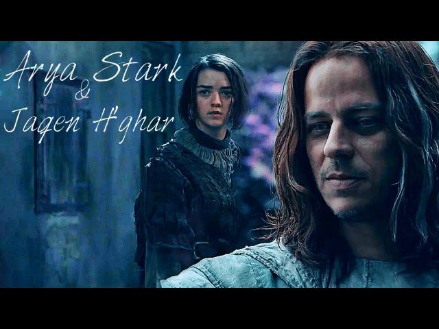 Arya Stark Jaqen H'ghar | Game Of Thrones | YOU
