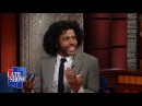 Hamilton Star Daveed Diggs Explains How Thomas Jefferson Planted All Those Crops
