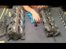 3 Range Rover P38 4.6 V8 60D ремонт головок блока цилиндра