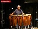 Luis Conte: Appearance Australian Drumming Festival
