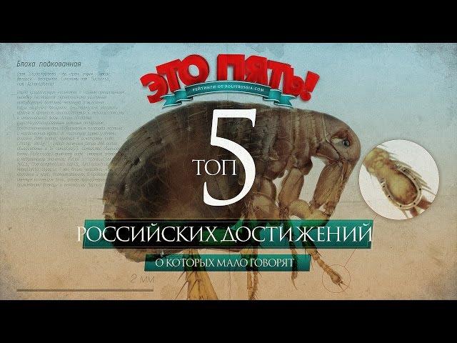 Это пять: топ-5 российских достижений, о которых мало говорят