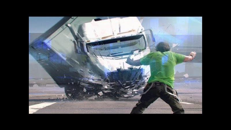 Rosja drastyczne wypadki samochodowe kompilacja 2017 kamera samochodowa 21