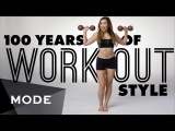 100 Years of Fashion Workout Style