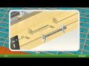 Мансардное окно FAKRO FDY V Duet proSky с приподнятой осью поворота створки монтаж