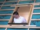 Мансардное окно FAKRO FWL FWR Монтаж