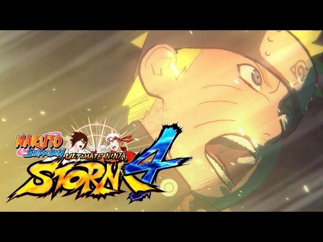 NARUTO Ultimate Ninja STORM 4 FPS FIX УБИРАЕМ ЛАГИ!