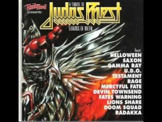 U.D.O. - Metal gods (Judas Priest cover)