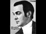 Lascia ch'io pianga ( Rinaldo - Georg Frideric Handel ) - Muslim Magomayev ( baritone )