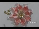 Como fazer flor mil faces /How to make flower Diy , tutorial , pap By Iris Lima