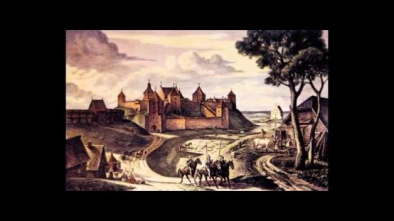 Беларусь Замок Новогрудок