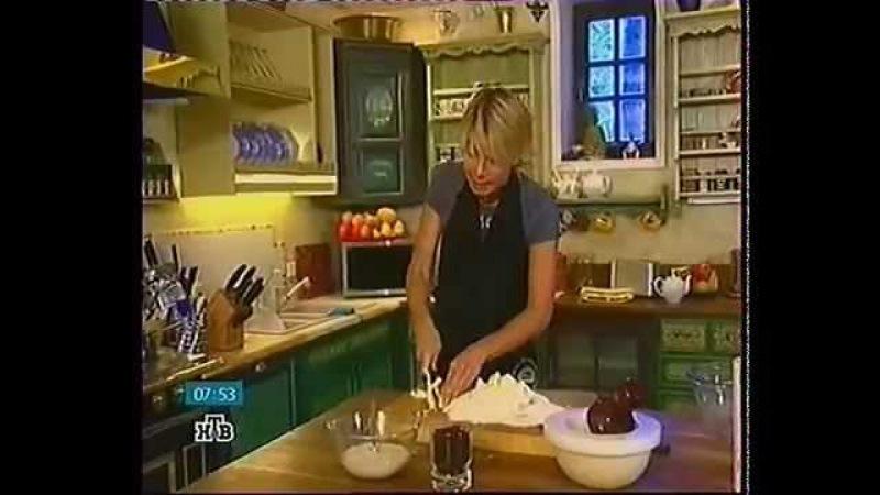 Завтрак с Юлией Высоцкой - Хлеб с корицей и изюмом