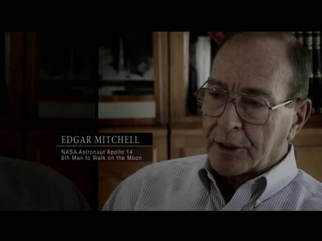 Entrevista extraordinária com DrEdgar Mitchell ex astronauta sobre o fenômeno UFO