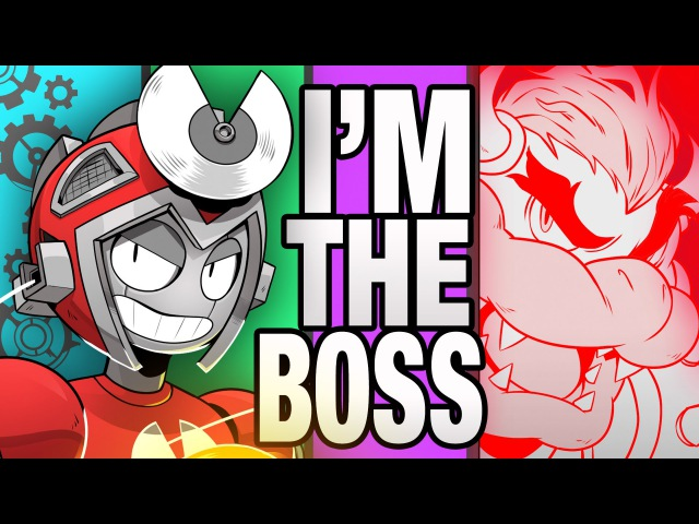 Dj CUTMAN - Im The Boss (Remix of Big Bad Bosses) - GameChops