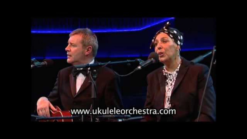 Pinball Wizard - The Ukulele Orchestra of Great Britain - BBC Proms