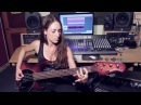 Anna Portalupi - Get The Funk Out Bass Cover