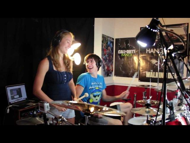 Fun. - Some Nights - Drum Cover » Freewka.com - Смотреть онлайн в хорощем качестве