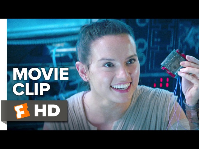 Star Wars: The Force Awakens Movie CLIP - Bypassing the Compressor (2015) - Movie HD
