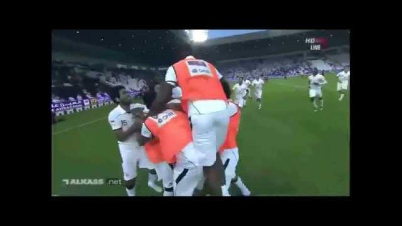 Amazing solo goal by Khalfan Ibrahim vs Al Rayyan