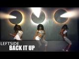 Leftside feat. Sean Paul - Back it Up