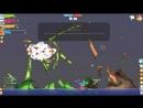 Вормикс - прохождение супер боссов ФермерПылающие зомби